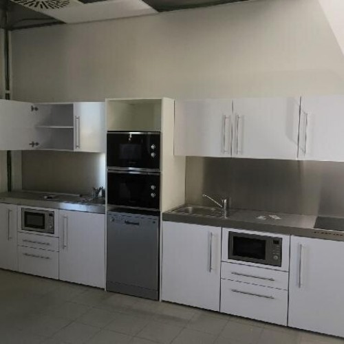 170 cm office kitchen